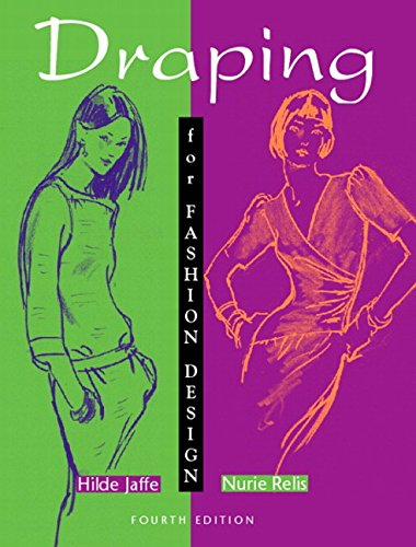9780131109377: Draping for Fashion Design (Pearson Custom Library: Fashion)