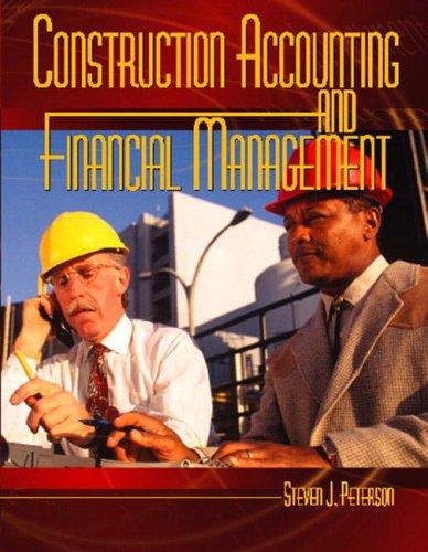 9780131109391: Construction Accounting and Financial Management