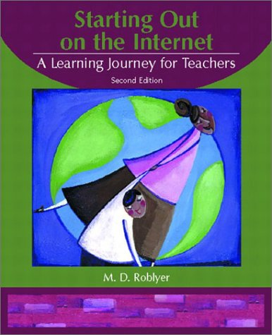 9780131109704: Starting Out on the Internet: A Learning Journey for Teachers