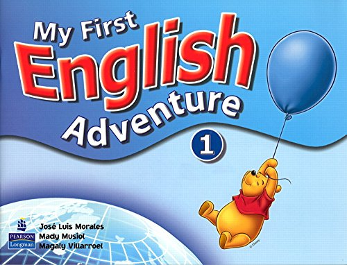 9780131109735: My First English Adventure, Level 1