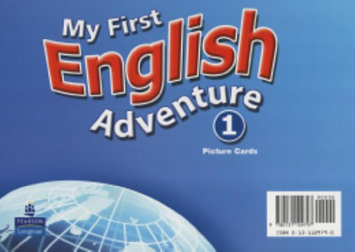 9780131109797: Flashcards (English Adventure)
