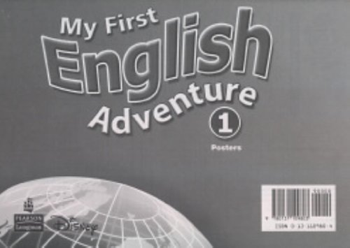 9780131109803: MY FIRST ENGLISH ADVENTURE 1 P