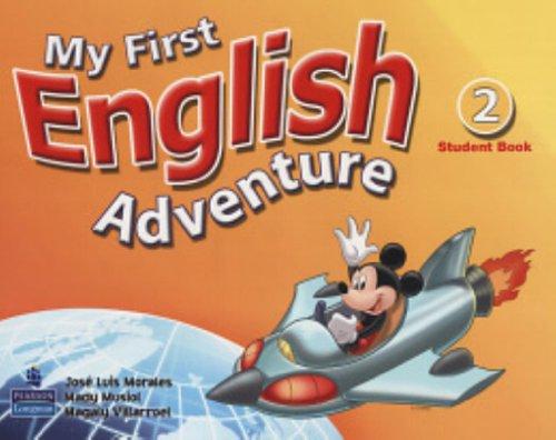 9780131109841: My First English Adventure: Level 2