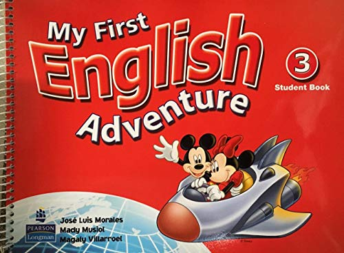 9780131109957: My First English Adventure, Level 3