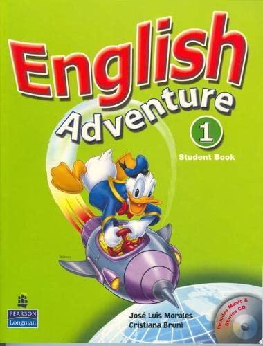 9780131109971: English Adventure, Level 1