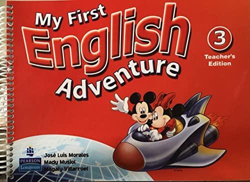 9780131109995: My First English Adventure, Book 3 (Teacher's Edition)