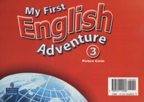 9780131110038: Flashcards (English Adventure)