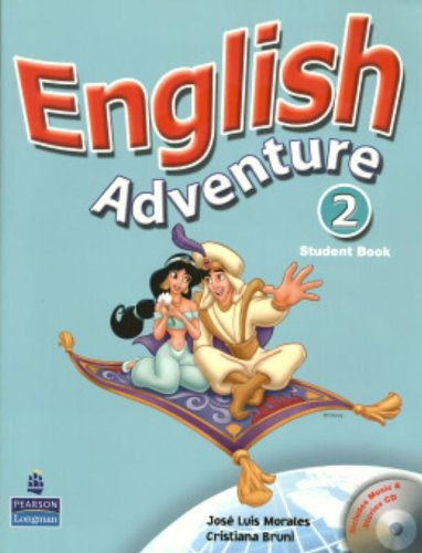 9780131110236: English Adventure: Level 2