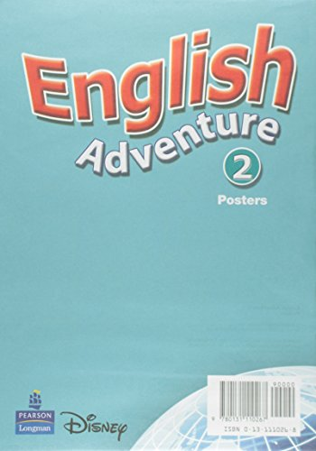 9780131110267: English Adventure: Posters Level 2