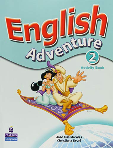 9780131110359: English Adventure: Activity Book Bk. 2