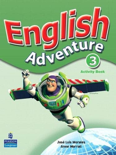 9780131110366: Student Book with Take Home CD (English Adventure)