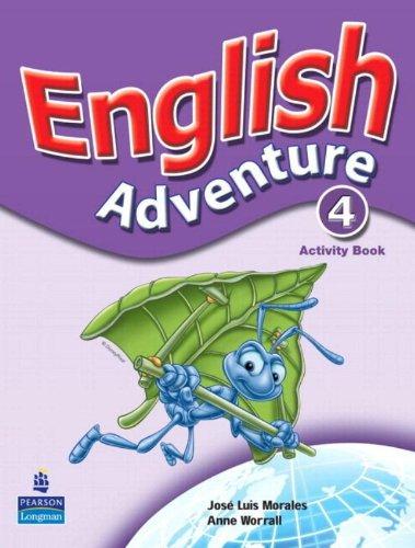 9780131110595: English Adventure: Pt. 4