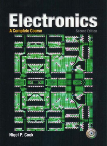 9780131110663: Electronics: A Complete Course