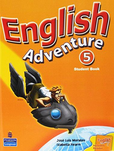 9780131110670: English Adventure 5 (Pt. 5)