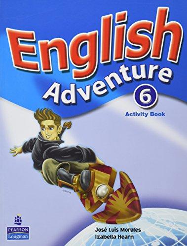 9780131110816: English Adventure: Activity Book Bk. 6