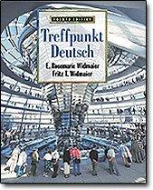 9780131110960: Treffpunkt Deutsch: Grundstufe