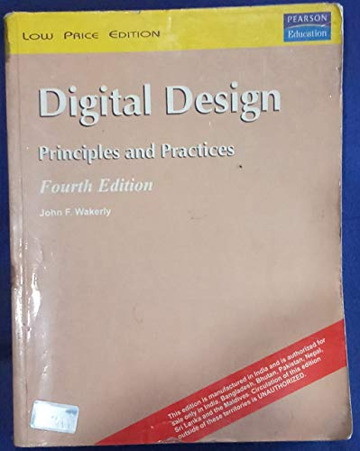 9780131111035: Digital Design: AND Xilinx 4.2i: Principles and Practices
