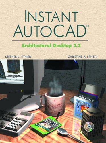 9780131111066: Instant AutoCAD: ADT 3.3 (NetEffect)
