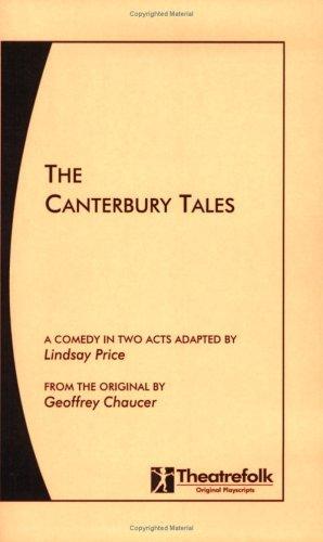 9780131113060: Canterbury Tales