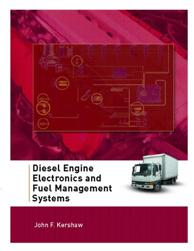 9780131113084: Diesel Engine Electronics and Fuel Management Systems