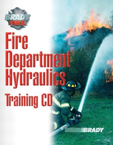 9780131113107: Fire Department Hydraulics Training CD