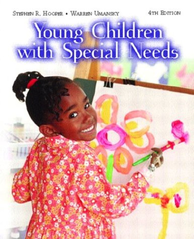 9780131113404: Young Children with Special Needs (4th Edition)