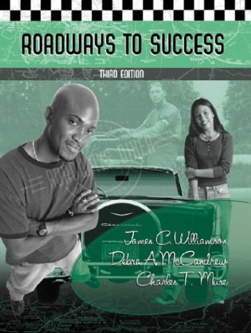 9780131113435: Roadways to Success For Community College Students, Third Edition