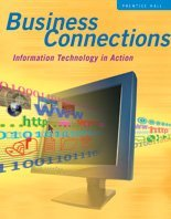 9780131113497: Business Connections Information Technology in Action