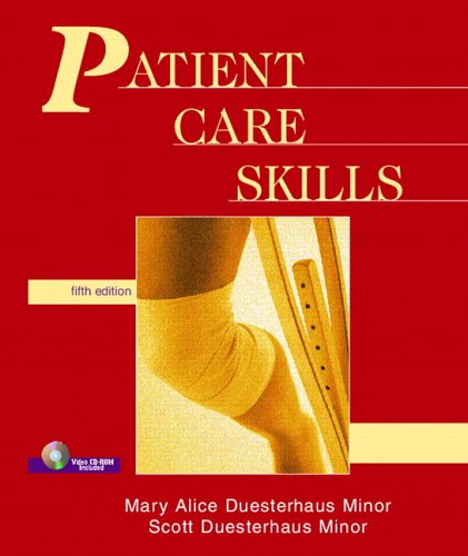 9780131113824: Patient Care Skills (5th Edition)
