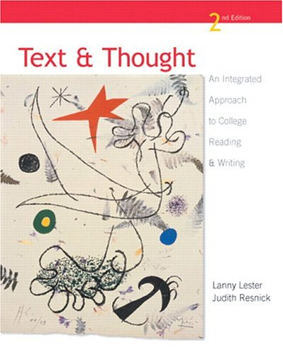 9780131114197: Text and Thought, Second Edition (Student Book)
