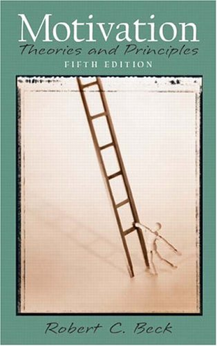 9780131114456: Motivation: Theories and Principles (5th Edition)
