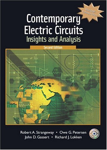 9780131115286: Contemporary Electric Circuits: Insights and Analysis