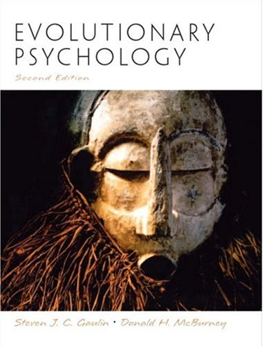 9780131115293: Evolutionary Psychology (2nd Edition)