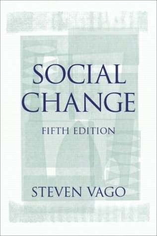 9780131115569: Social Change (5th Edition)