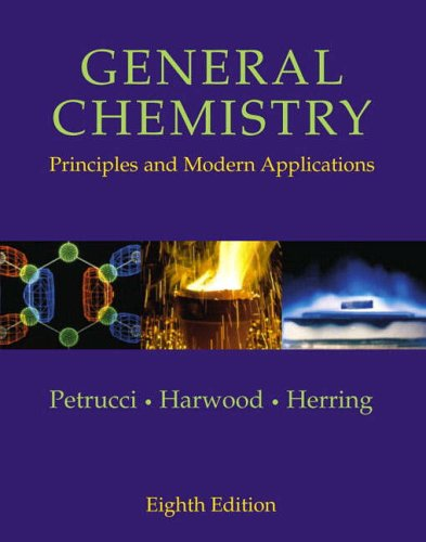 9780131116733: General Chemistry: Principles and Modern Applications