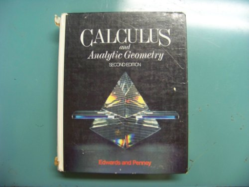 9780131116757: Calculus and Analytic Geometry