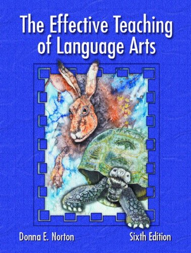 9780131117303: The Effective Teaching of Language Arts