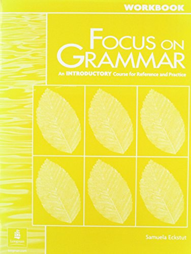 9780131117815: Focus on Grammar Introductory Workbook