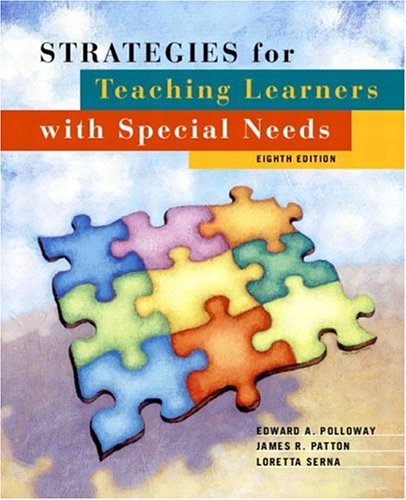9780131118126: Strategies for Teaching Learners with Special Needs (8th Edition)