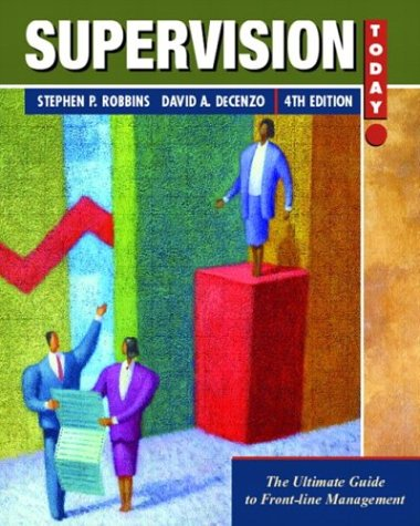 9780131118201: Supervision Today!, Fourth Edition