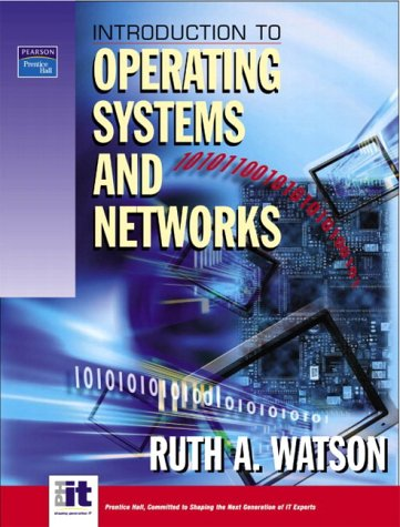 9780131118942: Introduction to Operating Systems and Networks