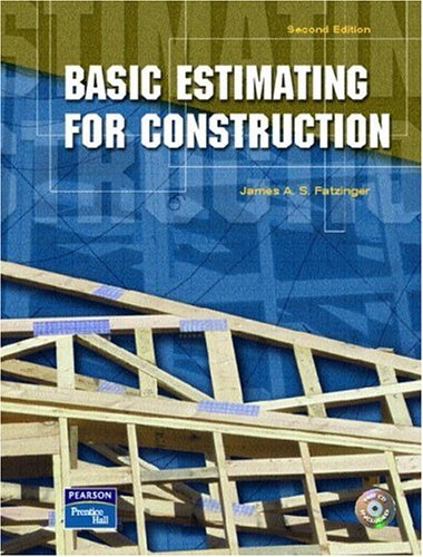 9780131119130: Basic Estimating for Construction (2nd Edition)
