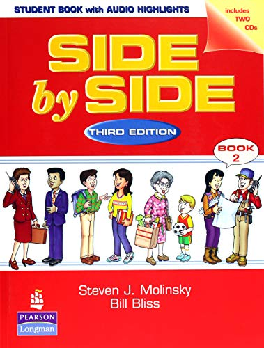 9780131119604: Side by Side 2 Student Book 2 w/ Audio Highlights (bk. 2)