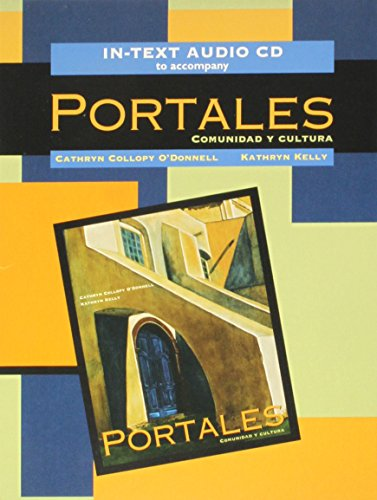 In-Text Audio CD to Accompany Portales: Comunidad: Cathryn Collopy O'Donnell,