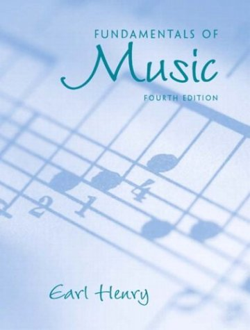 9780131120938: Fundamentals of Music, Fourth Edition ( book only)