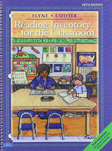 9780131121065: Reading Inventory for the Classroom (5th Edition)