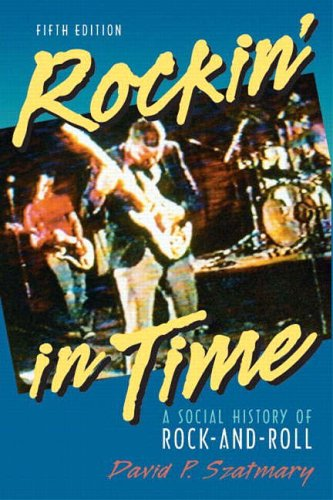9780131121072: Rockin in Time: A Social History of Rock-and-Roll