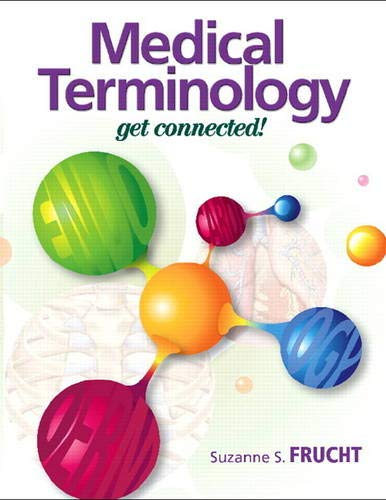 9780131121126: Medical Terminology: Get Connected!