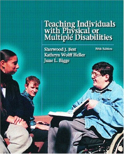 9780131121225: Teaching Individuals with Physical or Multiple Disabilities (5th Edition)