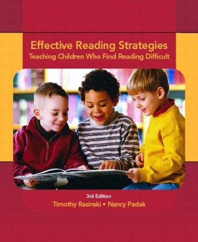 9780131121867: Effective Reading Strategies: Teaching Children Who Find Reading Difficult (3rd Edition)